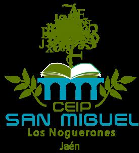 Logotipo C.E.I.P. San Miguel | Los Noguerones | Jaén